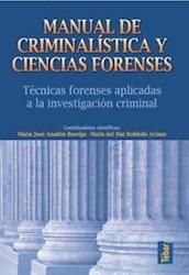 Papel Manual De Criminalística Y Ciencias Forenses