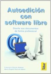 Libro Autoedicion Con Software Libre