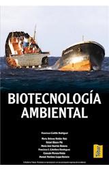 E-book Biotecnología ambiental