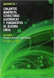 Libro Matematicas I ( Volumen I )