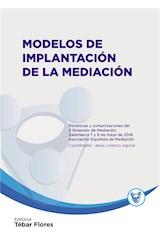 E-book Modelos de Implantación de la Mediación