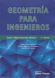 Libro Geometria Para Ingenieros ( Tomo I ): Representacion Diedrica