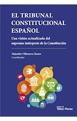 E-book El Tribunal Constitucional Español