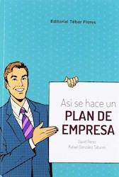Libro Asi Se Hace Un Plan De Empresa