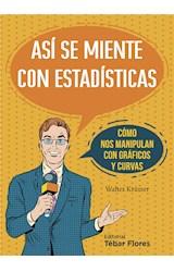 E-book Así se miente con estadísticas