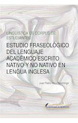 E-book Lingüística de corpus de estudiantes: