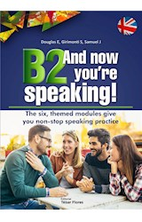 E-book B2 And now you're speaking.