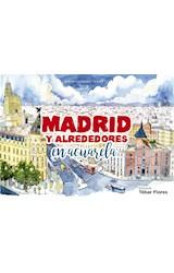 E-book Madrid y alrededores en acuarela