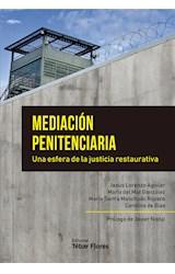 E-book Mediación penitenciaria