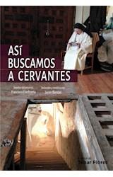 E-book Así buscamos a Cervantes