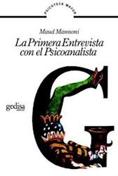 Papel Primera Entrevista Con El Psicoanalista, La