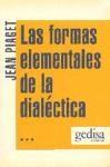 Papel Las Formas Elementales De La Dialectica