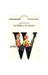 Papel TABLA Y LA CESURA (COLECCION PSICOTECA MAYOR) (RUSTICO)