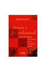 Papel AMOR Y VOLUNTAD (CONTRA LA VIOLENCIA Y LA APATIA)