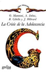 Papel LA CRISIS DE LA ADOLESCENCIA