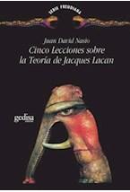 Papel CINCO LECCIONES SOBRE LA TEORIA DE JACQUES LACAN