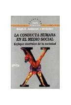 Papel LA CONDUCTA HUMANA EN EL MEDIO SOCIAL