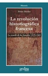 Papel LA REVOLUCION HISTORIOGRAFICA FRANCESA