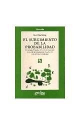 Papel EL SURGIMIENTO DE LA PROBABILIDAD,