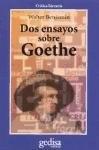 Papel Dos Ensayos Sobre Goethe