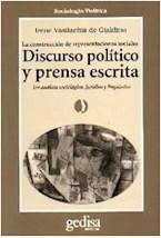 Papel DISCURSO POLITICO Y PRENSA ESCRITA
