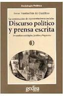 Papel CONSTRUCCION DE REPRESENTACIONES SOCIALES DISCURSO POLI