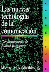 Libro Las Nuevas Tecnologias De La Comunicacion