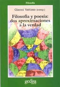 Papel Filosofia Y Poesia: Dos Aproximaciones A La Verdad