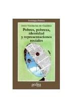 Papel POBRES, POBREZA, IDENTIDAD Y REPRESENTACIONES SOCIALES