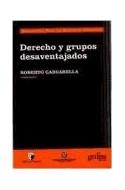 Papel DERECHO Y GRUPOS DESVENTAJADOS (BIBLIOTECA YALE DE ESTUDIOS SOCIALES)
