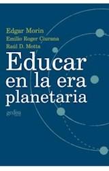 Papel EDUCAR EN LA ERA PLANETARIA