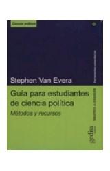 Papel GUIA PARA ESTUDIANTES DE CIENCIA POLITICA