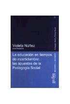 Papel EDUCACION EN TIEMPOS DE INCERTIDUMBRE: LAS APUESTAS DE LA PE