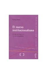 Papel NUEVO INSTITUCIONALISMO, EL (TEORIA INSTITUCIONAL EN CIENCI