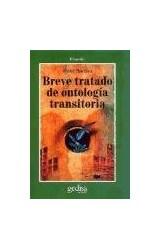 Papel BREVE TRATADO DE ONTOLOGIA TRANSITORIA