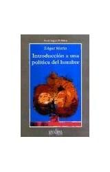 Papel INTRODUCCION A UNA POLITICA DEL HOMBRE