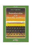 Papel INTRODUCCION A LA FILOSOFIA ANALITICA (FILOSOFIA) (SERI  E CLA-DE-MA)
