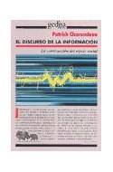 Papel DISCURSO DE LA INFORMACION LA CONSTRUCCION DEL ESPEJO SOCIAL (COLECCION MAMIFERO PARLANTE)