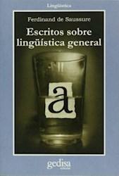 Papel Escritos Sobre Linguistica General