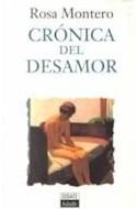Papel CRONICA DEL DESAMOR (COLECCION DEBATE BOLSILLO)