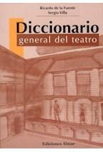 Papel DICCIONARIO GENERAL DEL TEATRO