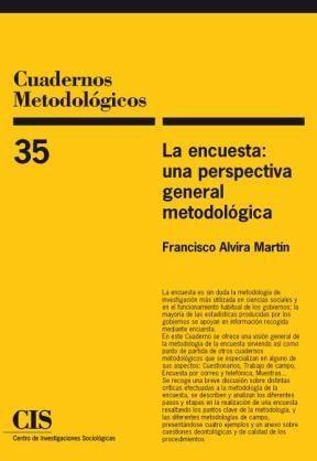 E-book La Encuesta: Una Perspectiva General Metodológica