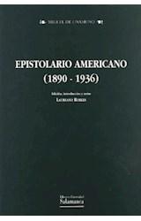Papel Epistolario americano (1890-1936)