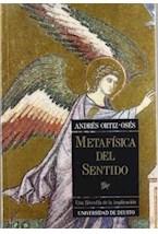 Papel Metafísica del sentido