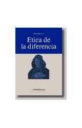 Papel ETICA DE LA DIFERENCIA