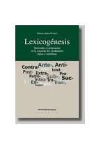 Papel Lexicogénesis