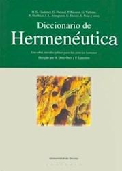 Papel Diccionario De Hermeneútica
