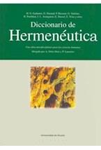 Papel DICCIONARIO DE HERMENEUTICA