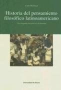 Papel Historia Del Pensamiento Filosófico Latinoamericano