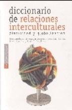 Papel Diccionario De Relaciones Interculturales
